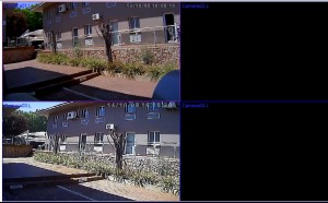 AHD DVR- 720p v.s.960H